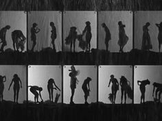 from the movie Gold Diggers 1933 ,choregraphy by Busby Berkeley directed by Mervyn LeRoy.