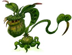 Flytrap from Final Fantasy XI: Seekers of Adoulin