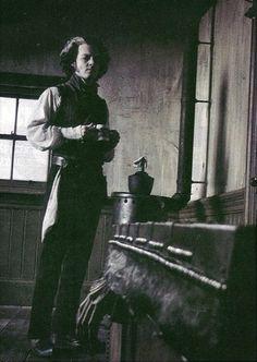 ~ † Sweeney Todd † Benjamin Barker † Johnny Depp ~