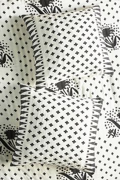 Anthropologie Jacquard-Woven Jeanette Euro Sham By in Black Size EURO SHAM #Sponsored , #Paid, #Jeanette#Euro#Woven