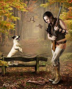 Duck Hunt by AliaChek
