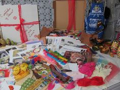 Natasha'ScrapbooKorner: Junk Journal Kit From Russia with Love