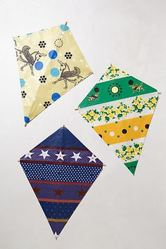 I need things to hang in my sky light -- Paper Kite #anthropologie