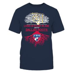 FC Dallas - Living Roots Rhode Island T-Shirt, TIP: If you buy 2 or more (hint: make a gift for someone or team up) you'll save quite a lot on shipping.  Click the GREEN BUTTON, select your size and style.  The FC Dallas Collection, OFFICIAL MERCHANDISE  Available Products:          Gildan Unisex T-Shirt - $24.95 Gildan Women's T-Shirt - $26.95 District Women's Premium T-Shirt - $29.95 District Men's Premium T-Shirt - $28.95 Next Level Women's Premium Racerback Tank - $29.95 Gildan Unisex…