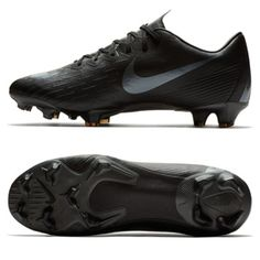 official photos 44520 305fa Nike Mercurial Vapor XII Pro FG Soccer Shoes (Black)   SoccerEvolution.  Football ...