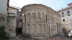 Visita a la Mezquita del Cristo de la Luz - Toledo Barcelona Cathedral, Tower, Building, Travel, Christ, Lights, Voyage, Lathe, Buildings