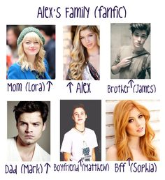 """""""Alex's Family (fanfic)"""" by be-robinson ❤ liked on Polyvore featuring art"""