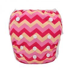Cool  One Size Printed Swim Diaper SW11