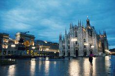 Milan, Italy (by Thomas Janisch)