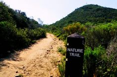 11. Take a hike on a nature trail like this beauty at Gonzales Canyon in Del Mar.