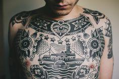 Tattoo by Matt Houston