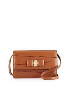 SALVATORE FERRAGAMO Salvatore Ferragamo. #salvatoreferragamo #bags #shoulder bags #leather #