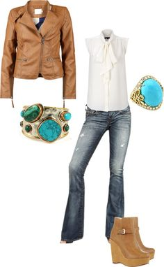 """""""Fall Casual-Dinner"""" by meli02 on Polyvore"""