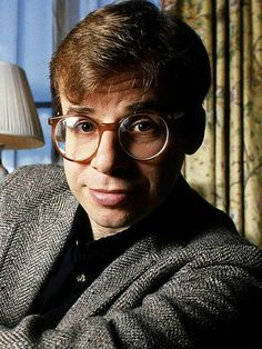 "Rick Moranis - his role in ""Ghostbusters"" is the funniest thing I've ever seen"