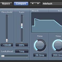Increasing the Impact of a Kick Drum in Logic Pro