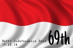 17 Agustus   DIRGAHAYU REPUBLIK INDONESIA.   MERDEKA!!   #indonesia #happy #independence #days #69 #69th #thtc