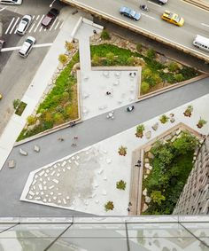 landscaping design First Avenue Water Plaza - SCAPE Landscape Plaza, Landscape And Urbanism, Landscape Design Plans, Landscape Architecture Design, Urban Architecture, Space Architecture, Urban Landscape, Landscaping Design, Architecture Durable
