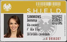 Agents of SHIELD - Jemma Simmons