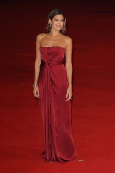 Eva Mendes wows at the Rome Film Festival