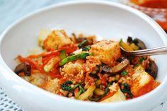 Đậu sốt thịt kiểu Trung Hoa vừa lạ miệng lại dể làm