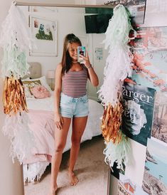Cute Comfy Outfits, Stylish Outfits, Teen Fashion Outfits, Girl Outfits, Summer Outfits For Teens, Summer Clothes, Victoria Secret Outfits, Teenager Outfits, Look Cool