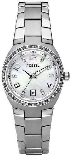 Fossil Women's Stainless Steel Bracelet Mother-Of-Pearl Glitz Analog Dial Watch AM4141 - http://www.styledetails.com/fossil-womens-stainless-steel-bracelet-mother-of-pearl-glitz-analog-dial-watch-am4141 - http://ecx.images-amazon.com/images/I/41C4cx6nuFL.jpg