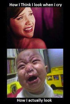 I like the babies face