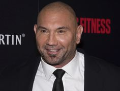 Dave Bautista wanted to look like a superhero, so he turned to the experts for his final wrestling outfit. Wrestling Outfits, Wwe Outfits, Wwe Costumes, Batista Wwe, Drax The Destroyer, Wrestlemania 35, Dave Bautista, Fox Movies, Championship Game