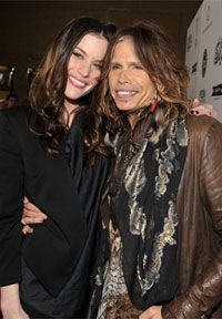 Steven Tyler Loves Borrowing Clothes From Liv's Closet