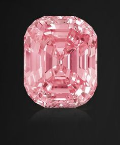 After being purchased in 2010 by Laurence Graff for more than $46 million, Graff promptly renamed it after himself! The 24.78 carat pink diamond has a rectangular shape with rounded corners and was once owned by Harry Winston.