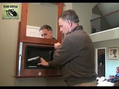 Magnetic Lock Gun Safe | The Ultimate Survival Gun Safe Guide #SurvivalLife www.SurvivalLife.com
