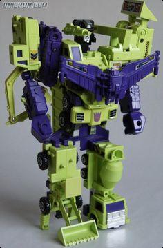 Transformers G1 Devastator (Giftset) toy