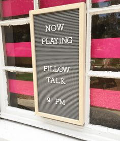 Letter board sign from a Flocktails and Friendship Flamingo Themed Ladies' Night on Kara's Party Ideas | KarasPartyIdeas.com (30)