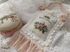 Lavender sachet, made by Svetlana O.