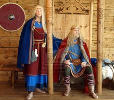 Vikings from Iceland by vikingurinn.deviantart.com on @deviantART