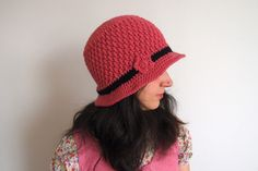 Free crochet patterns and DIY, crochet charts: Mysterious Hat