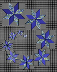 Woven Star By Stitch Supply Free Pattern Quilting