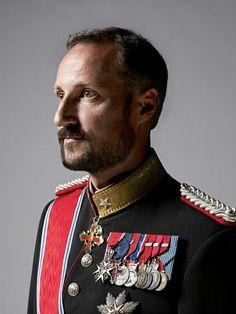 Prince Haakon of Norway.