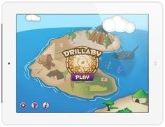 Drillaby is a fun kangaroo that helps children get excited about speech therapy. It is a game that helps kids practice sounds in therapy while having fun. It also assists parents, and teachers in continuing therapy at home. #drillaby #touchautism #autismapps #speechtherapy #speechtherapyapps