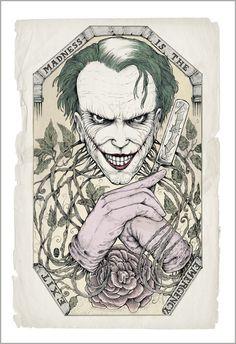 The Joker by Alex R. Kirzhner