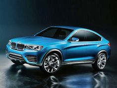 BMW SUV X-4 @Matty Chuah Royale