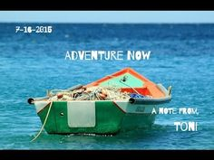 A Note From Toni - Presently Adventurous #limeinthecoconutlife #TonisThoughts