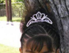 Peinado de niñas fáciles y bonitos