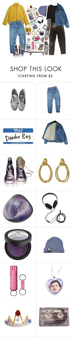 """"""","""" by beachroses ❤ liked on Polyvore featuring Levi's, River Island, Converse, Cartier, Molami, Kat Von D, CO, POLICE, Meadham Kirchhoff and CASSETTE"""
