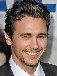 James Franco :)  A great friend to the LGBTIQ community, and a great actor. Plus, he's super handsome!