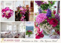 Hochzeit im Mai - Das Tegernsee Hotel