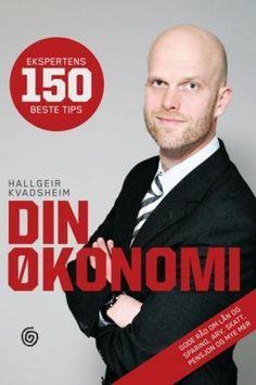 Vår pris 272,-. 150 tips og råd for å få orden på privatøkonomien. Hallgeir Kvadsheim er ekspert på personlig økonomi i Dagbladet og i Luksusfellen på TV3.