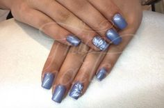 Abgerundete Ecken Nägel – Naildesign | Nailart by My Nice Nails GmbH – What do you think? For more info visit us at mynicenails.ch #nails #naildesign #nailart #nailstudio