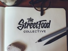 The Street Food Collective - Logo Concept 4 by Mary Faber
