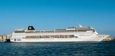 "MSC Cruises is continuing it;s ""€200m Renaissance Programme"" with the MSC Sinfonia now entering dry dock for a huge refurbishment and upgrade. http://www.cruisehive.com/second-msc-cruise-ship-now-italian-dry-dock/5793"
